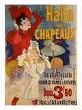 Halle aux Chapeaux  circa 1892