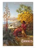 Cannes  PLM  circa 1910