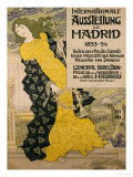 Internationale Ausstellung Zu Madrid  1893