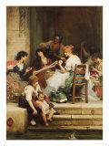 Venetian Life  1884