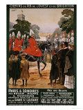 Paris a Londres  1908