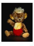 A Merrythought Punkinhead Bear  circa 1950s