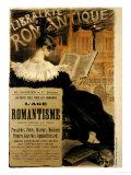 Librairie Romantique  1887