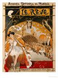 Le Reve  1891