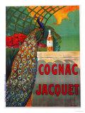Cognac Jacquet, circa 1930 Giclée par Camille Bouchet
