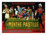 La Menthe-Pastille  circa 1905