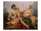 Venus  Mercury and Amor
