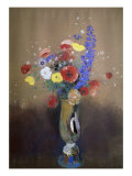 Vase of Flowers from a Field