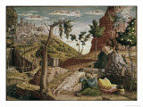 Agony in the Garden (St Zeno Altarpiece Detail)