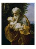 St Joseph with the Jesus Child