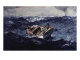 Gulf Stream Giclée par Winslow Homer