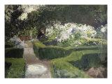 Garden at Granada