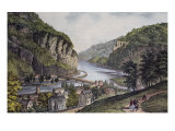 Harper's Ferry (From the Potomac Side)