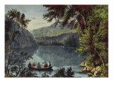 Echo Lake White Mountains
