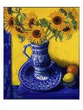 Sunflowers  Lemon  and Orange