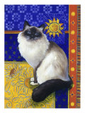 Burmese Cat  Series I