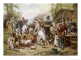 The First Thanksgivng  1621