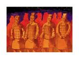 China Terracotta Army- Xian