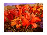 Day Lilies III