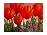 Tulips and Hyacinths