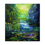 After Monet in Giverny