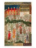 Persian Garden  15th Century