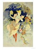 """Reproduction of """"La Danse """" 1891"""