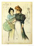 Two Washerwomen  1898