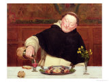 The Monk's Repast