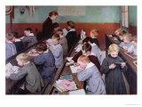 The Children's Class  1889