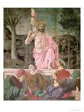 The Resurrection  circa 1463