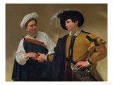The Fortune Teller  circa 1594
