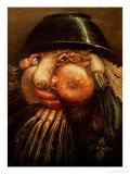 The Vegetable Gardener  circa 1590