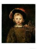 Young Boy in Fancy Dress  circa 1660