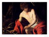 St John the Baptist  circa 1598-99