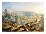 The Hog's Back or a Great Peak of the Amatola-British-Kaffraria