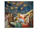 The Lamentation of Christ  circa 1305