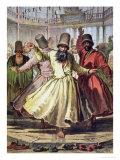 Dancing Dervishes  1857