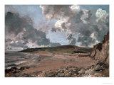Weymouth Bay with Jordan Hill  circa 1816