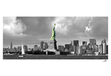 Statue of Liberty  New Downtown Panora