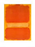 Sans titre, vers 1956 Reproduction d'art par Mark Rothko