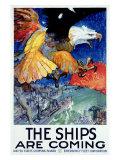 WWII  Merchant Marine Shipping