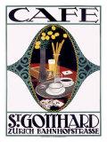 St Gotthard Café