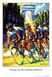 Victory on the Champs Élysées