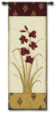 Kimono Orchid Crimson I
