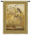 Oiseav Cage Cerise II