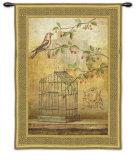 Oiseav Cage Cerise I