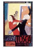 Tosca Premier Art Exhibit
