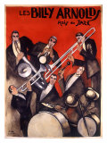 Billy Arnold Jazz Band Music