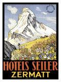 Hotel Seiler Matterhorn